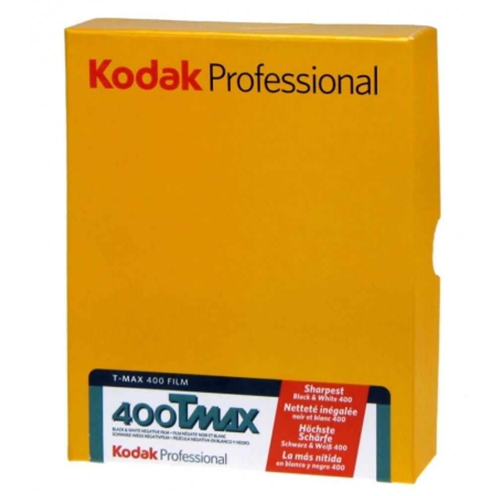 kodak-professional-tmax-400-plan-film-negativ-alb-negru-iso-400-format-4x5-50coli-13005