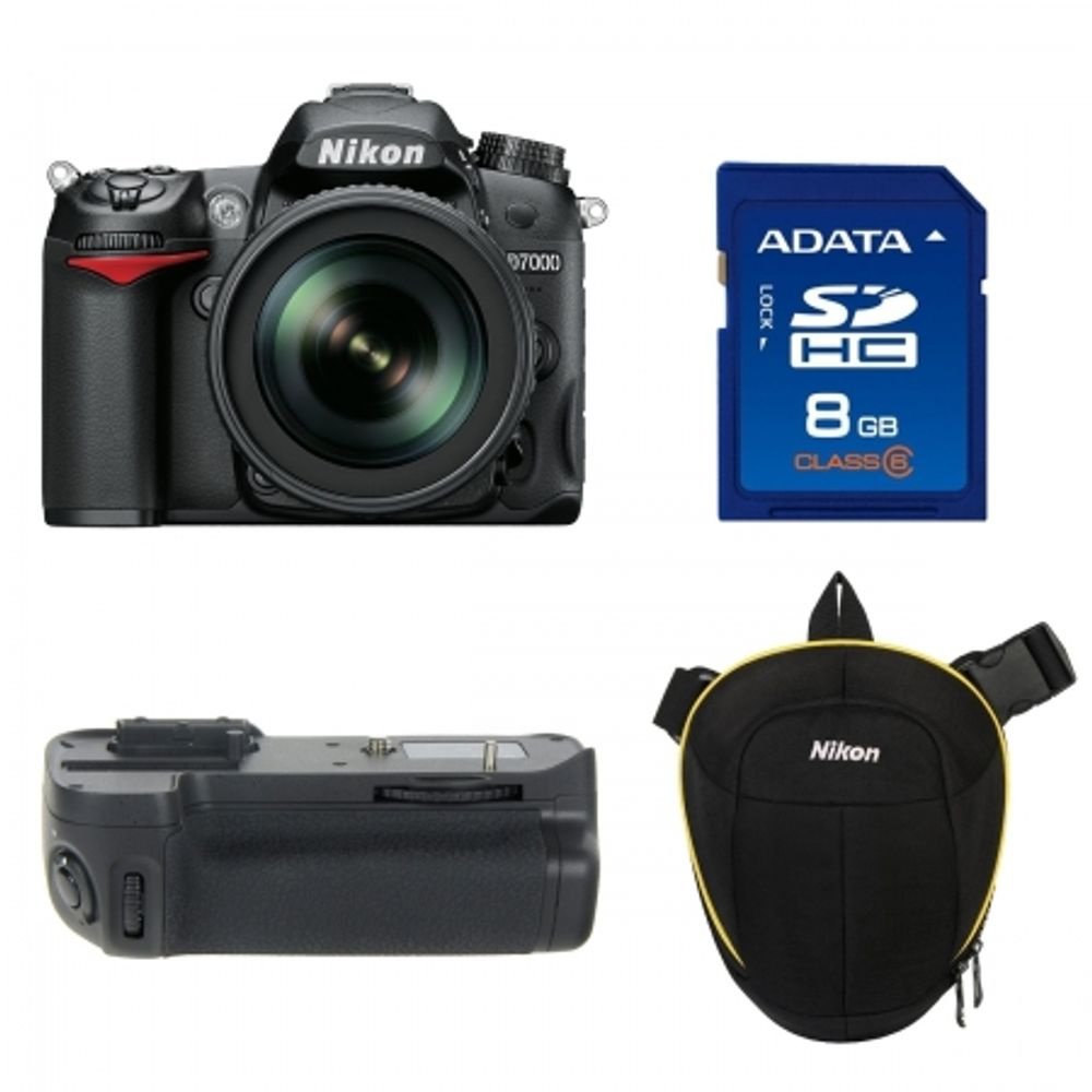 nikon-d7000-kit-18-105-vr-geanta-nikon-top-loader-grip-mk-d7000-sd-8gb-a-data-class-6-19219