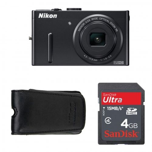 nikon-coolpix-p300-black-husa-nikon-pt-p300-card-sd-sandisk-4gb-ultra-19299