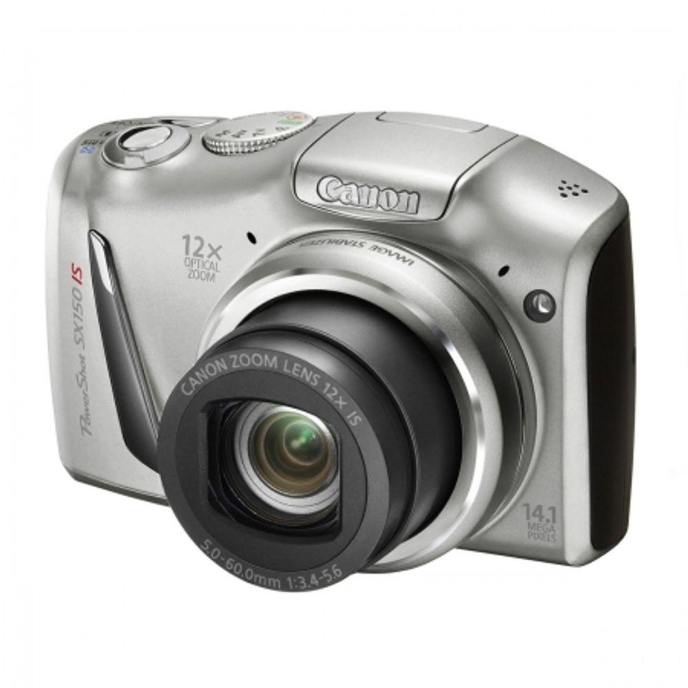 canon-sx150-is-argintiu-14mpx-12x-zoom-28mm-wide-19694