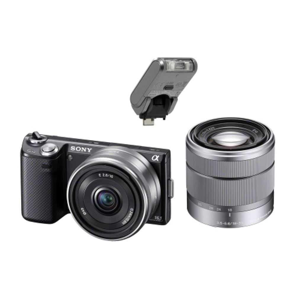 sony-nex-5n-negru-dublu-kit-obiectiv-18-55mm-f-3-5-5-6-oss-16mm-f-2-8-20052