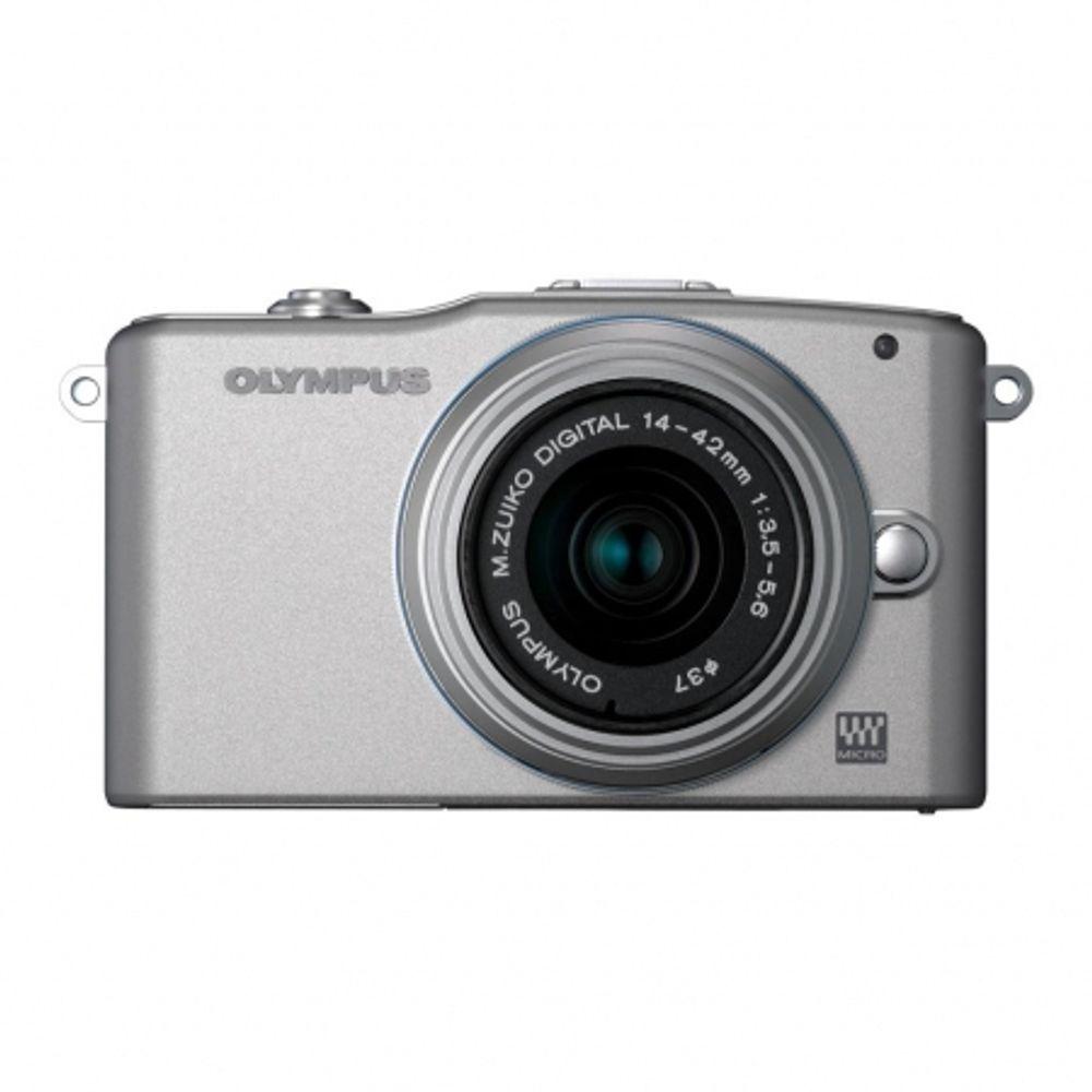 olympus-e-pm1-argintiu-kit-obiectiv-14-42mm-ii-r-20142