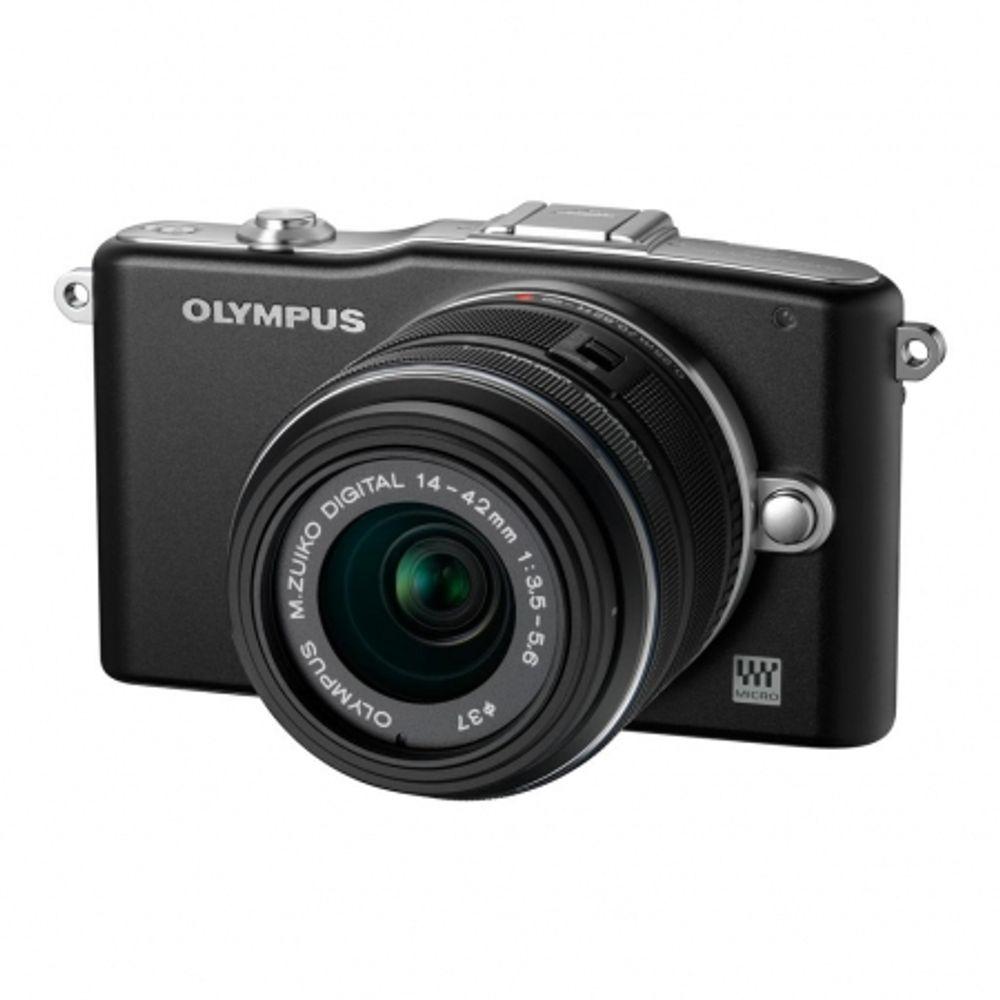 olympus-e-pm1-negru-kit-obiectiv-14-42mm-ii-r-20143
