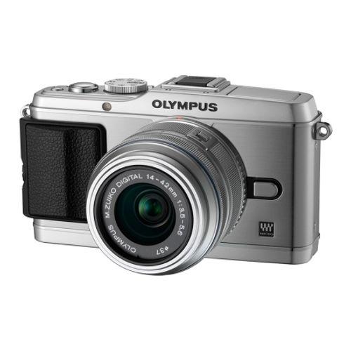 olympus-e-p3-ez-m1442-ii-r-argintiu-20184