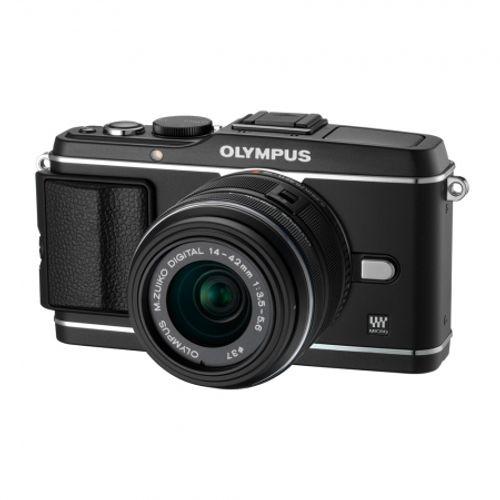 olympus-e-p3-ez-m1442-ii-r-negru-20185