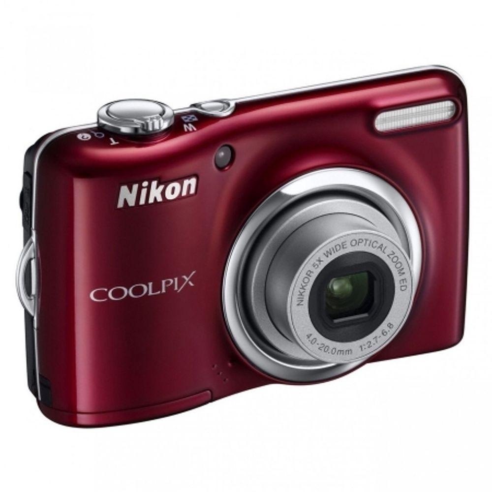 nikon-coolpix-l23-rosu-20409