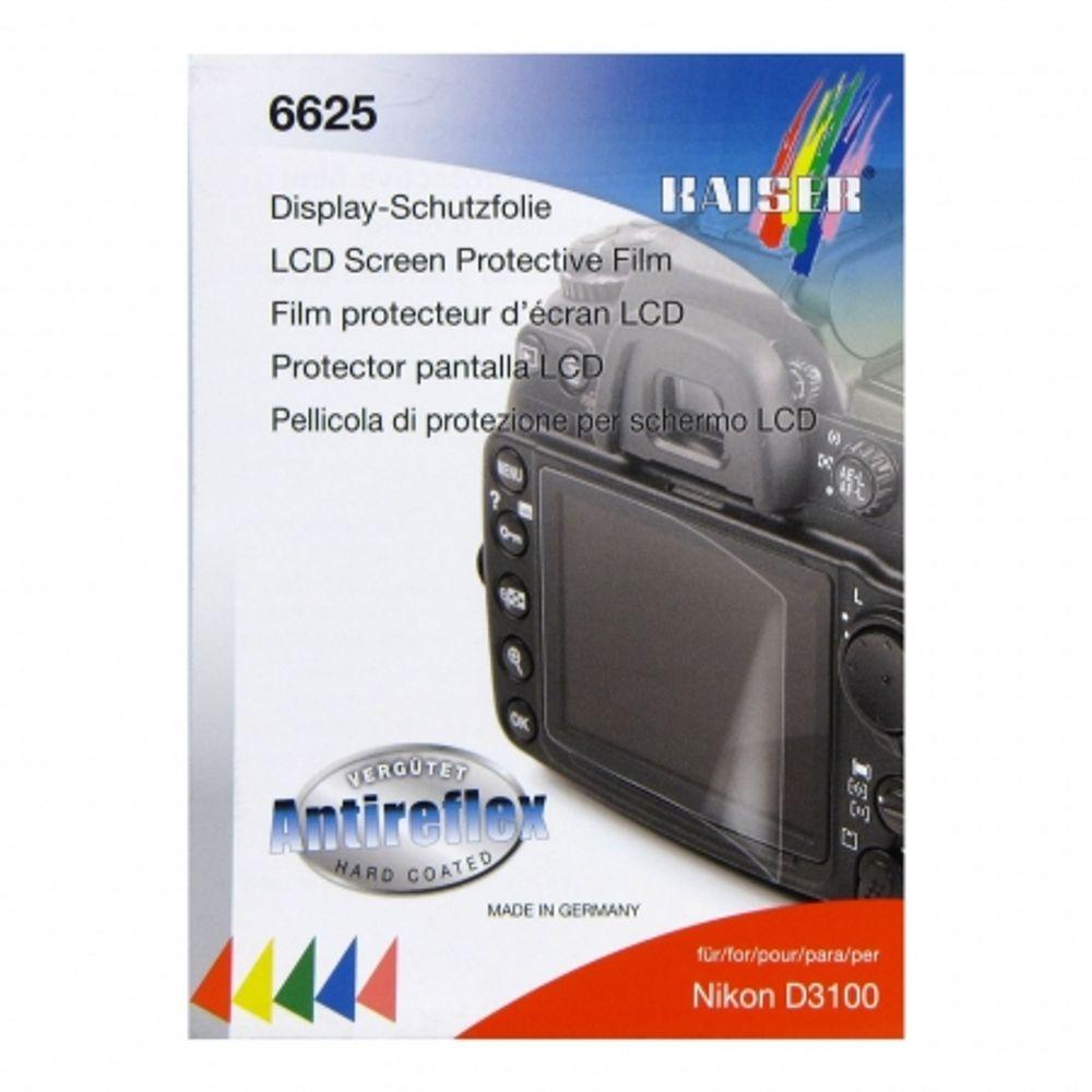 kaiser-6625-folie-protectie-lcd-pentru-nikon-d3200-d3100-d3000-18367