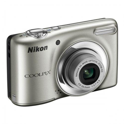 nikon-coolpix-l25-argintiu-21709