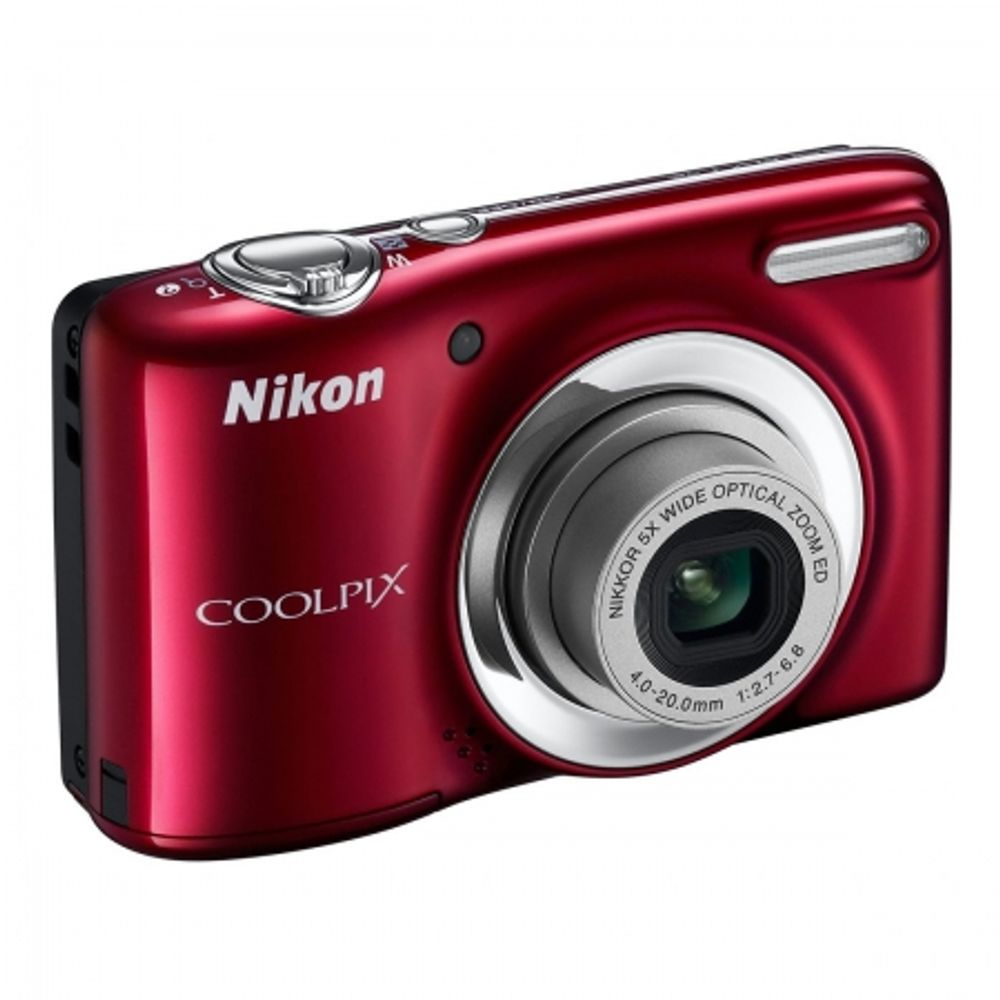 nikon-coolpix-l25-rosu-21710