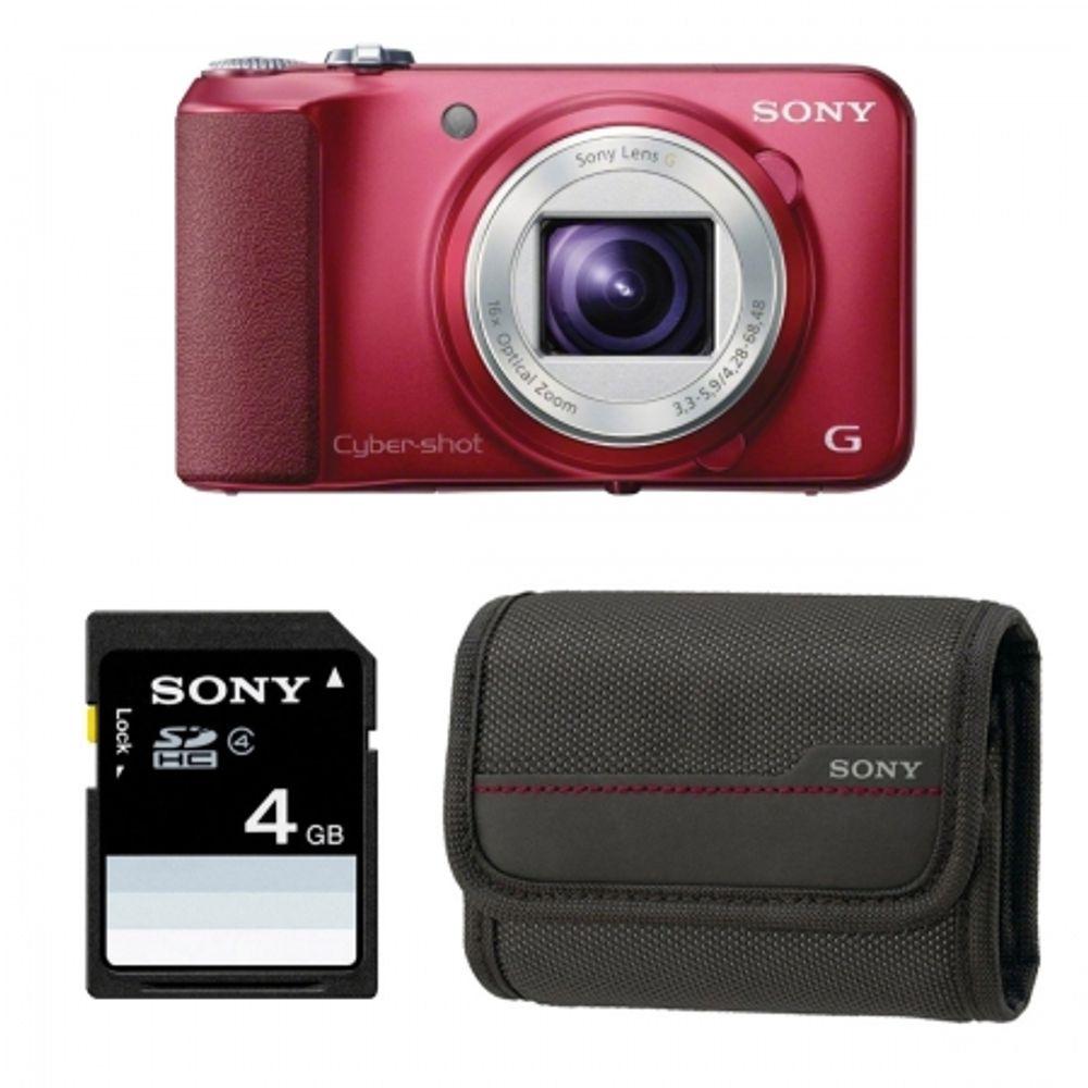 sony-cybershot-dsc-h90-rosu-husa-lcs-bdg-card-sd-4gb-16mpx-obiectiv-wide-24mm-zoom-optic-16x-filmare-hd-21828
