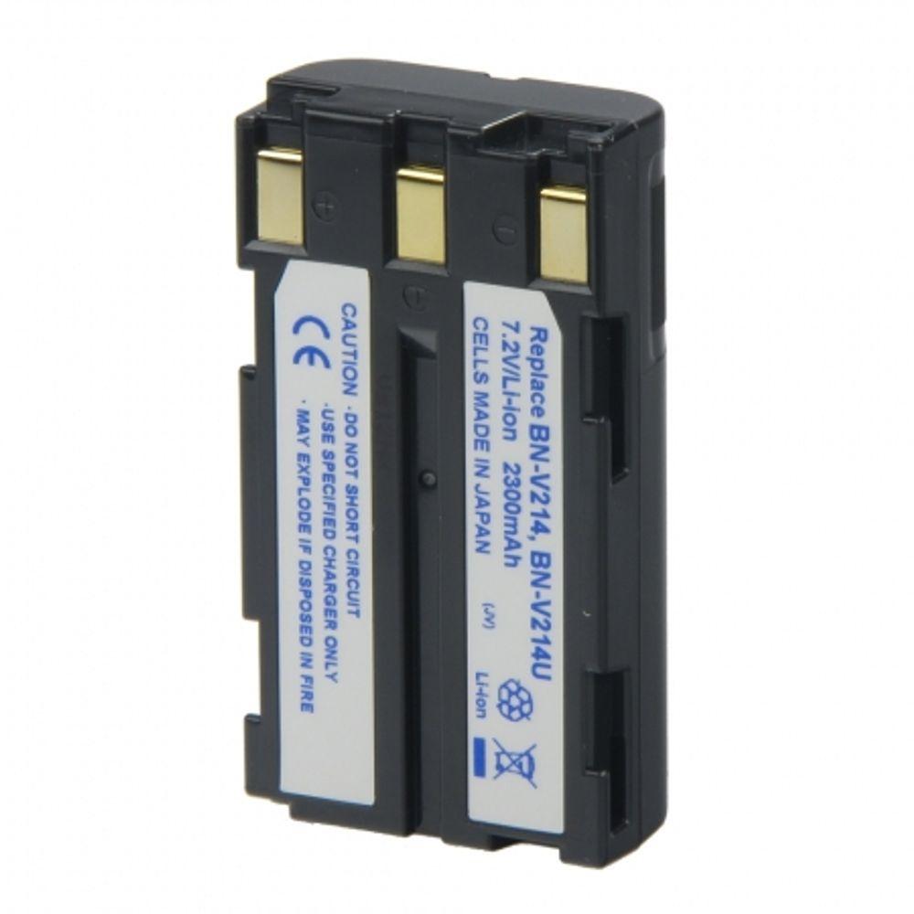 power3000-pl214d-082-acumulator-tip-bn-v214-214u-pentru-jvc-2300mah-18958