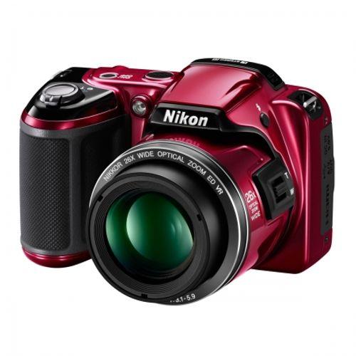 nikon-coolpix-l810-rosu-22007