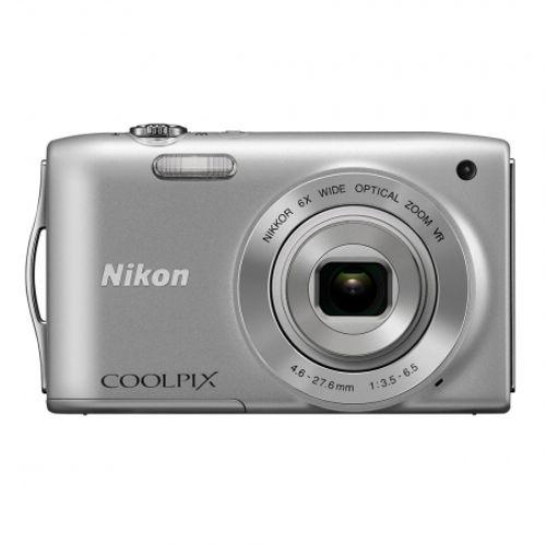 nikon-coolpix-s3300-argintiu-22194