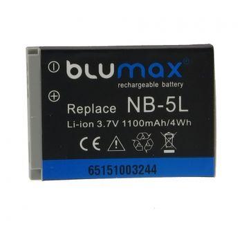 blumax-65151-acumulator-replace-tip-canon-nb-5l--1100mah-20048