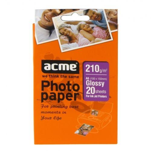 acme-glossy-photo-paper-a6-210-g-mp-20-coli-hartie-foto-lucioasa-pentru-imprimante-inkjet-20665