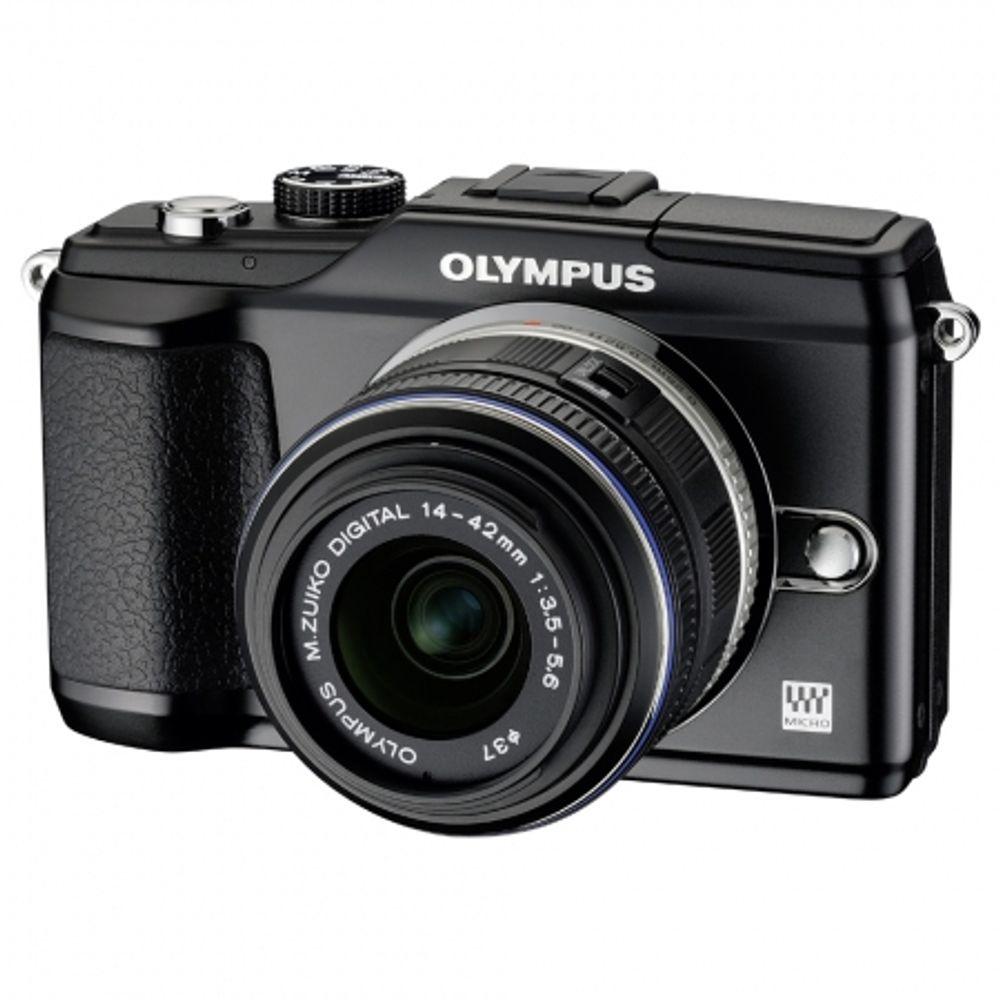 olympus-e-pl2-negru-obiectiv-ez-m-14-42mm-ii-negru-kit-22832