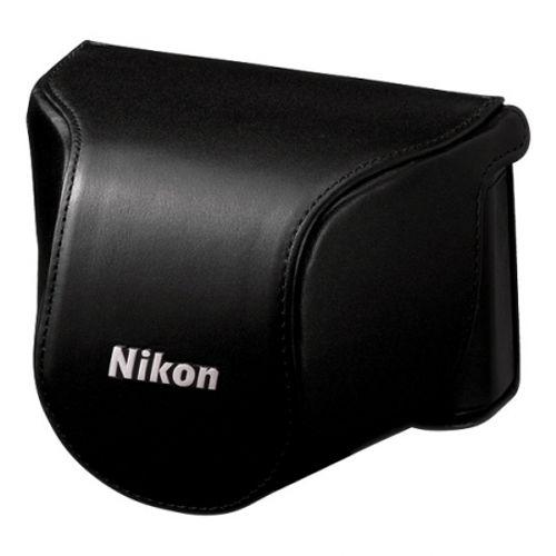 nikon-cb-n2000sa-negru-toc-piele-nikon-1-j1-21054