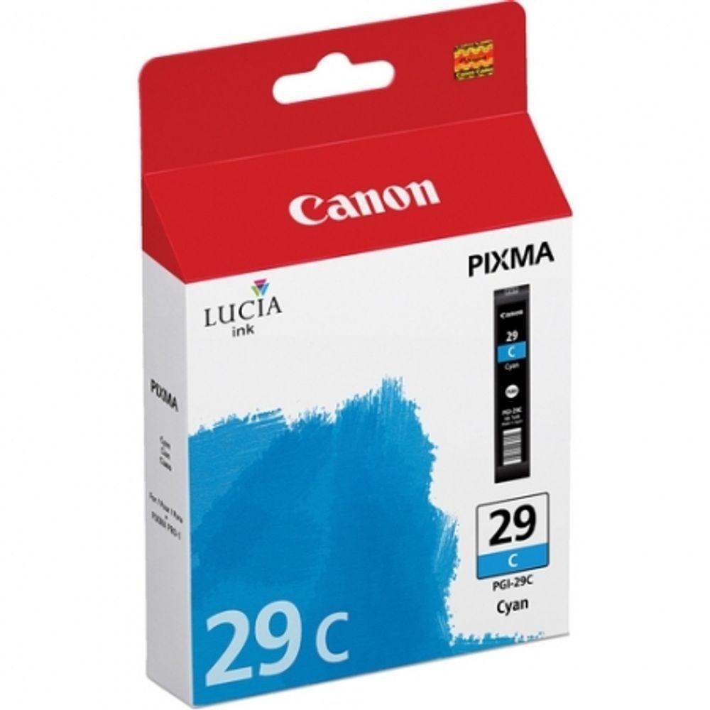 canon-pgi-29c-cyan-cartus-imprimanta-canon-pixma-pro-1-21420