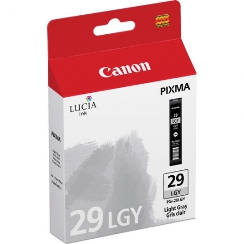 canon-pgi-29lgy-gri-deschis-cartus-imprimanta-canon-pixma-pro-1-21425