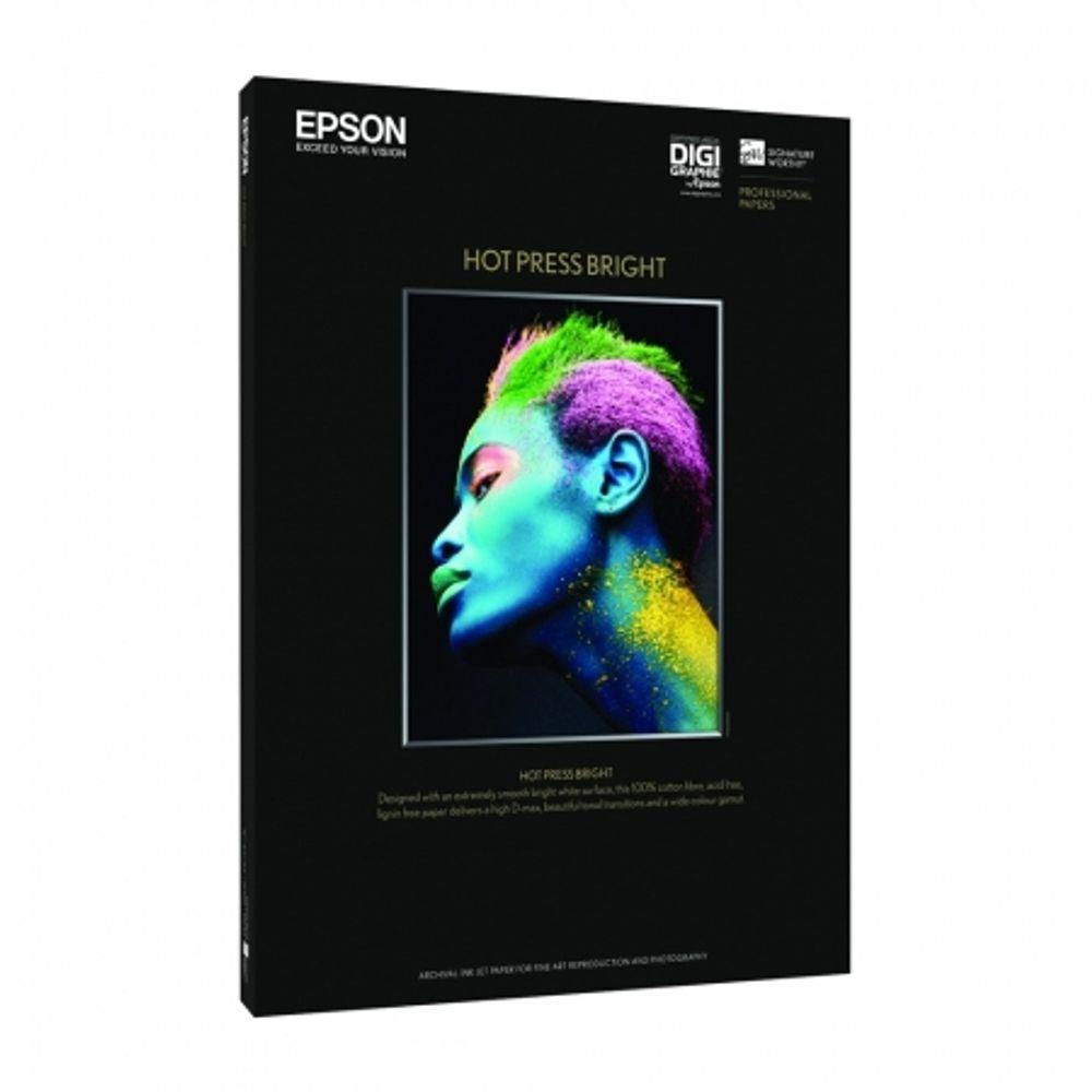 epson-hot-press-bright-s042330-a3-330-g-m2-hartie-foto-25-coli-21548
