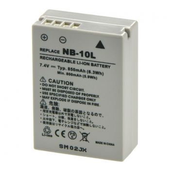 power3000-pl802g-365-acumulator-replace-tip-canon-nb-10l-850mah-22359