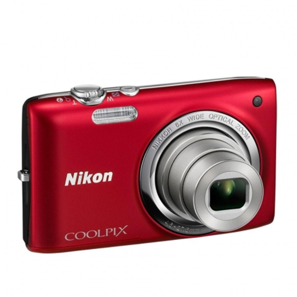 nikon-coolpix-s2700-rosu-25563