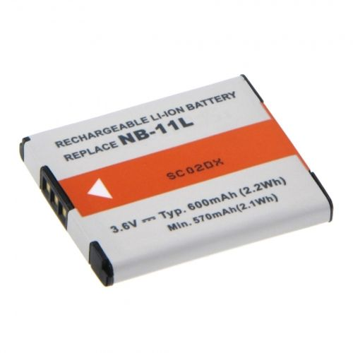 power3000-pl831b-335-acumulator-replace-tip-canon-nb-11l-600mah-23027