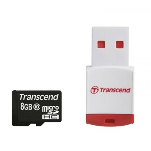 transcend-microsdhc-class-10-adapter-cardreader-rdp3-8gb-23832