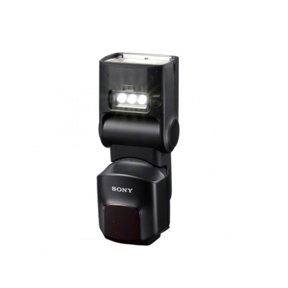 sony-hvl-f60m-blitz-cu-lampa-video-24216