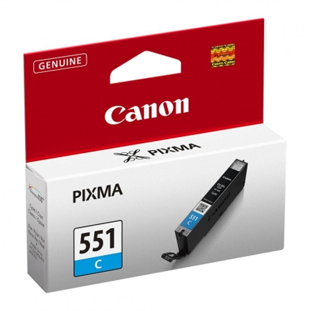 canon-cli-551c-cartus-cerneala-cyan-pentru-canon-ip7250-24668
