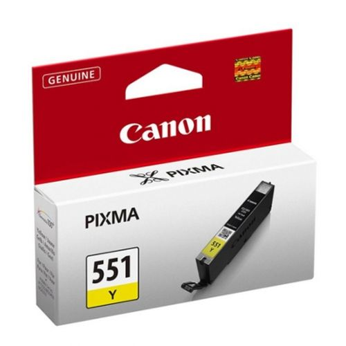 canon-cli-551y-cartus-cerneala-galbena-pentru-canon-ip7250-24670