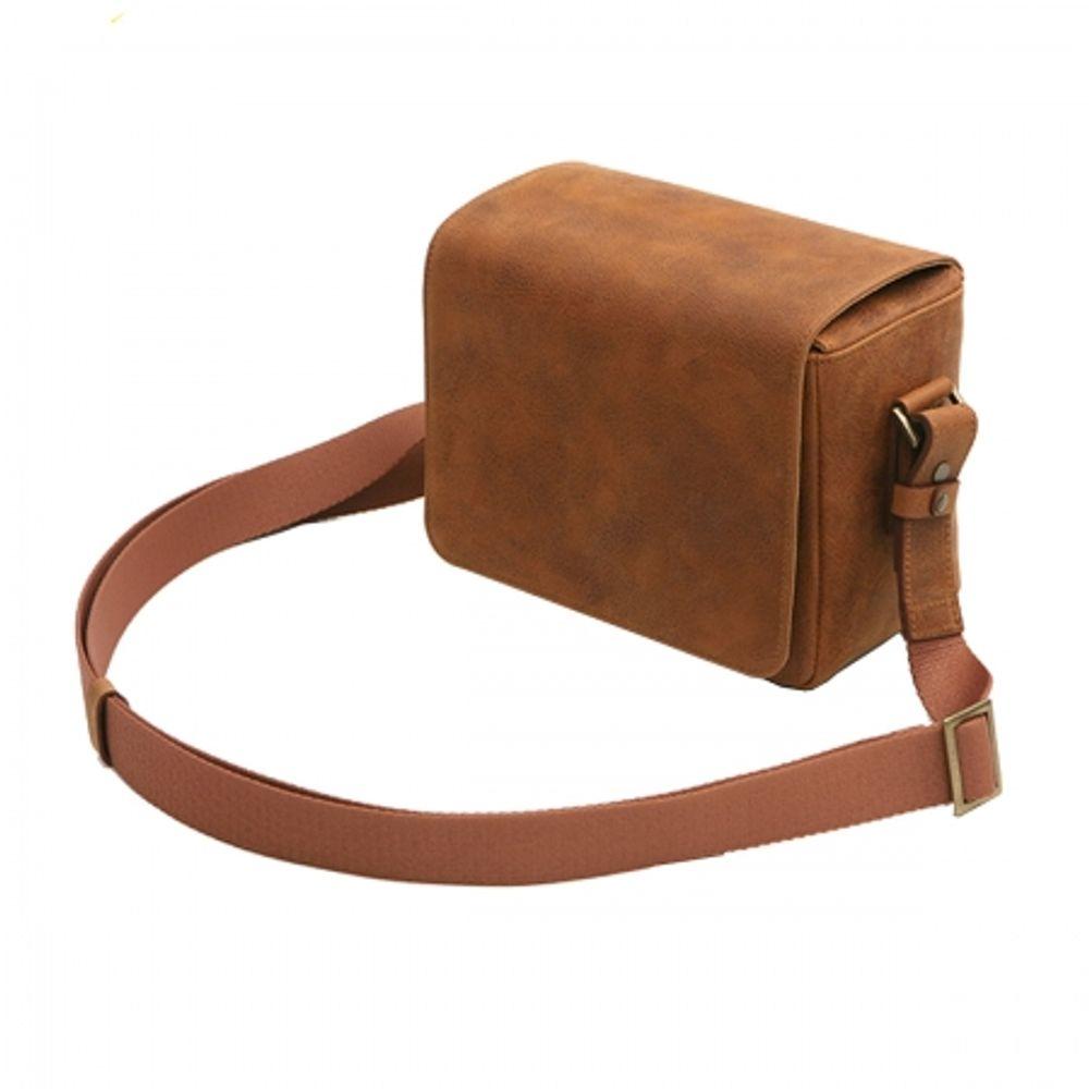 matin-m-9847-vintage-bag-matte-mini-tan-geanta-foto-video-25302