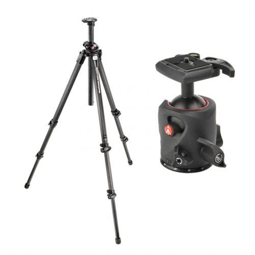 manfrotto-kit-055cxpro3-cap-mh055mo-q2-kit-trepied-foto-carbon-25482