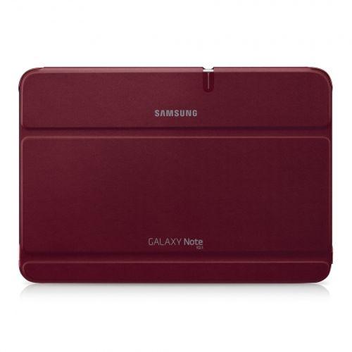 samsung-book-cover-pentru-galaxy-note-n8000-n8100-10-1-----garnet-red-28300