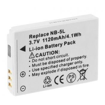 power3000-pl56g-734-acumulator-replace-tip-canon-nb-5l-1120mah-28573
