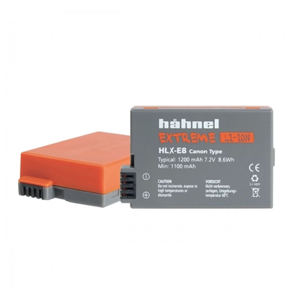 hahanel-hlx-e8-acumulator-replace-canon-tip-lp-e8-7-2v-1200mah--30151-1