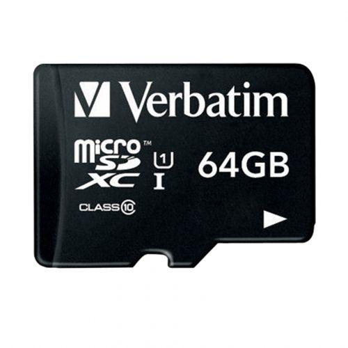 verbatim-micro-sdxc-64gb-clasa-10-30329