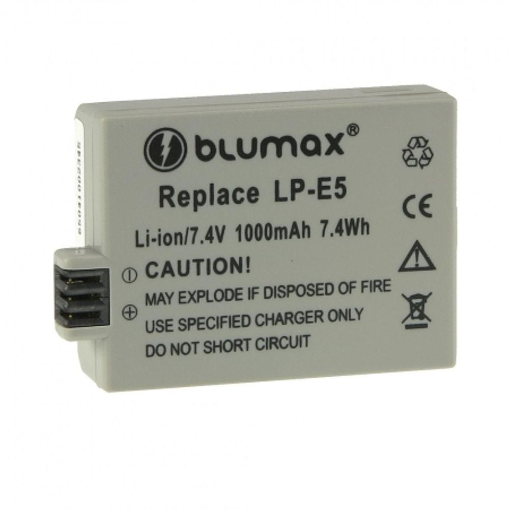 blumax-lp-e5-acumulator-replace-canon-lp-e5--1000mah-32581