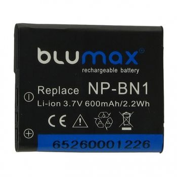 blumax-np-bn1-acumulator-replace-sony-np-bn1--600mah-32585