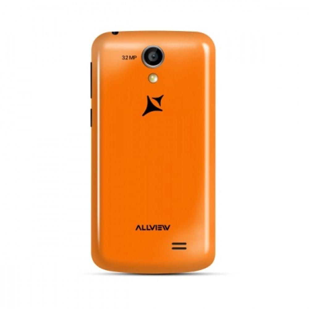allview-a5-smiley-carcasa-spate-portocalie-33971