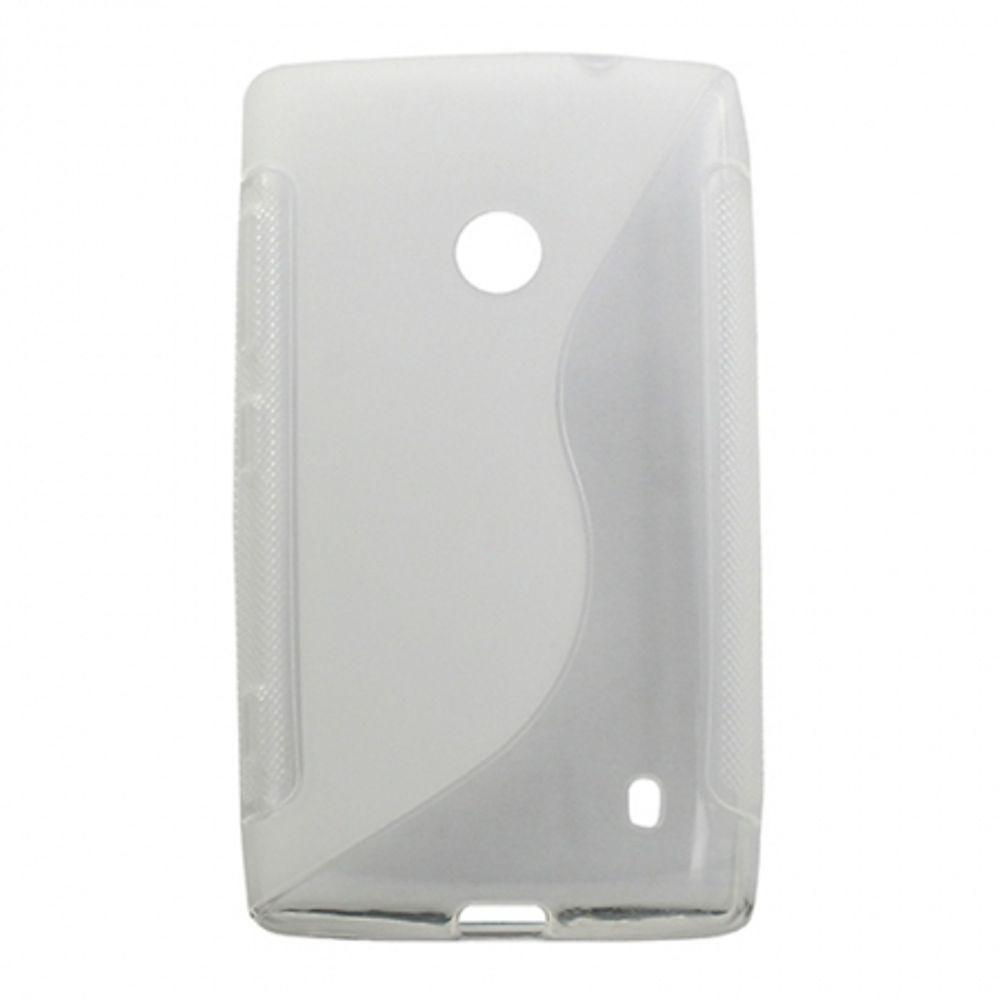 husa-poliuretan-nokia-520-525-lumia-alb-34205