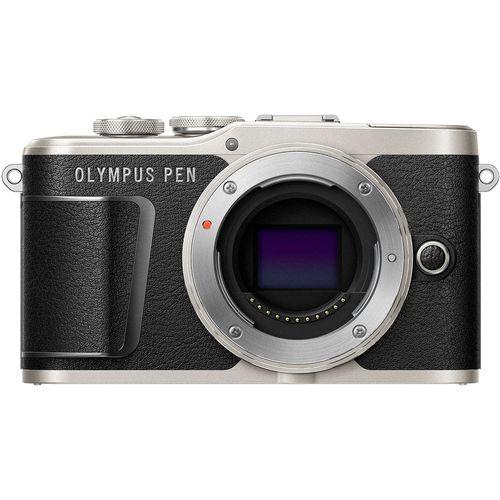 olympus-pen-e-pl9-black-front