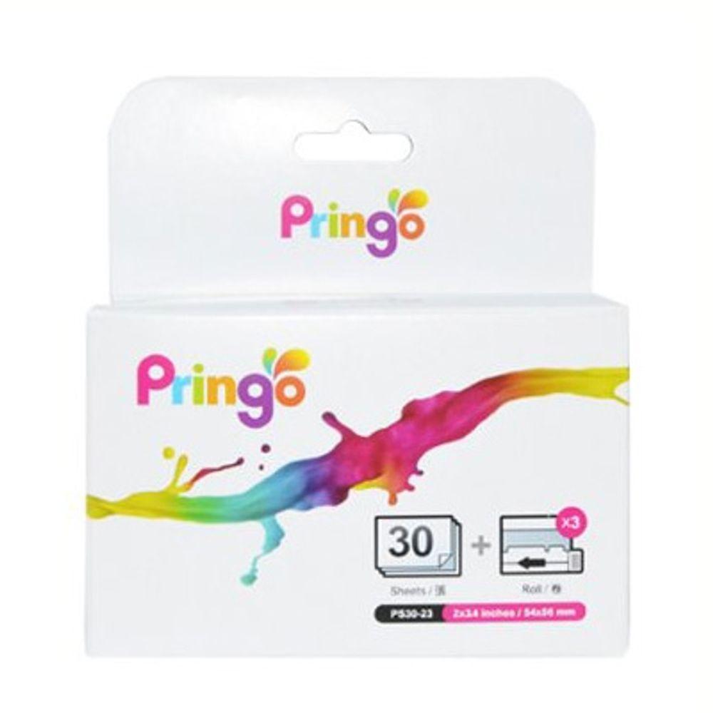 hiti-pringo-p231-hartie-si-ribbon-pentru-30-de-imprimate-silver-36513