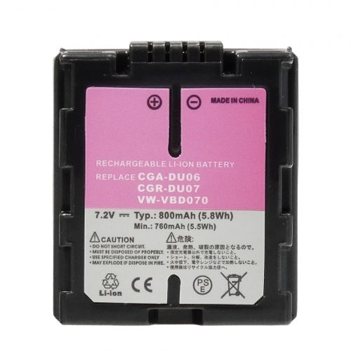 power3000-pl407d-563-acumulator-replace-tip-panasonic-cga-du07--hitachi-dz-bp07s--800mah-36603