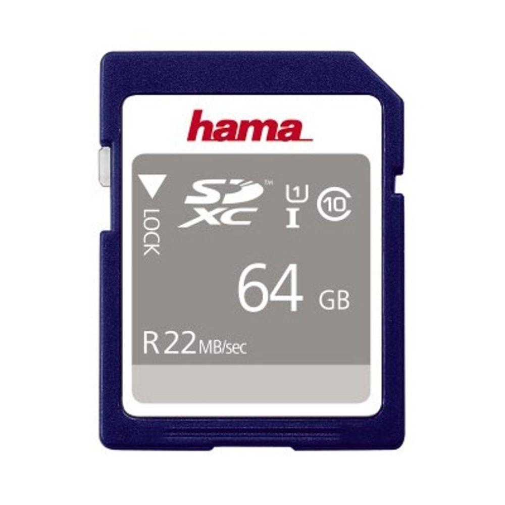 hama-sdxc-64gb-clasa10-uhs-i-card-de-memorie-22mb-s-bulk-42260-188