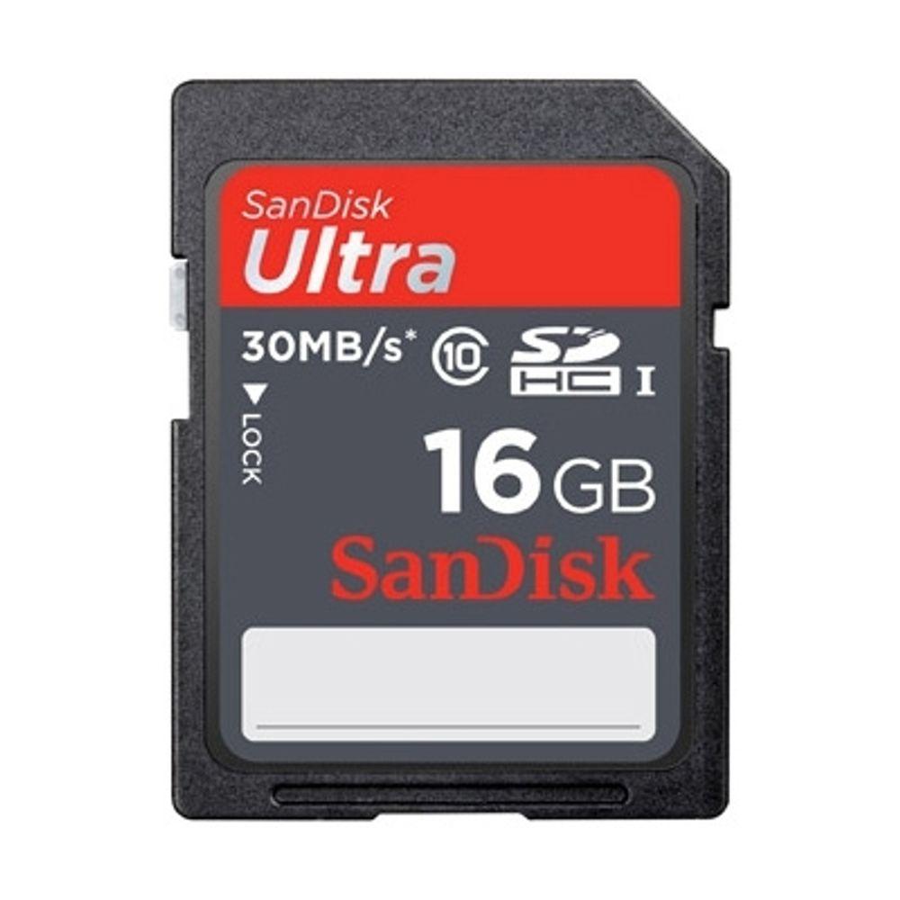 sandisk-sd-16gb-hc-ultra-ii-30mb-s-200x-sdsdu-016g-u46-bulk-42284-189