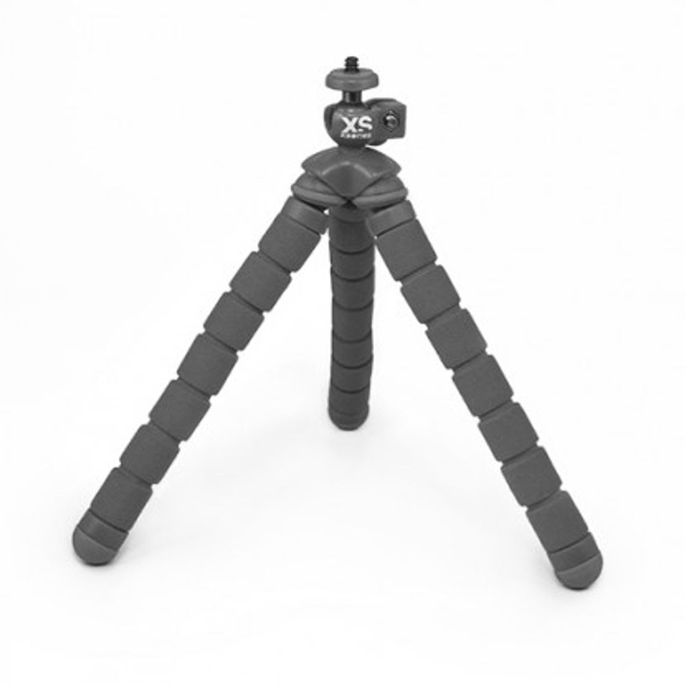 xsories-big-bendy-minitrepied-flexibil-gri-42513-349