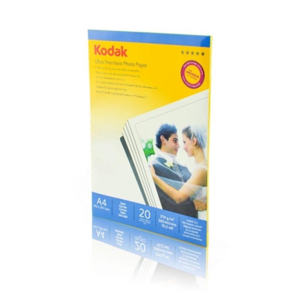 kodak-hartie-foto-a4-ultra-premium-satin-20-coli--270g-44260-371