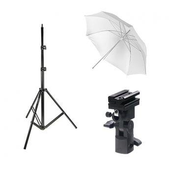 pachet-strobist-stativ-w806-suport-kumk5-umbrela-difuzie-80cm-22132