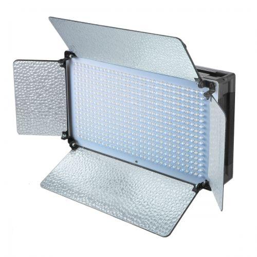 hakutaz-hk-500a-lampa-cu-500-led-uri-voleti-25248